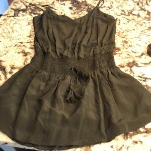 Rory Beca silk black dress.size Large